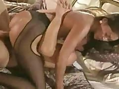 Foursome With Janet Jacme And Kitty Yung
