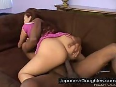 Cute japanese teenie brutally anal destroyd