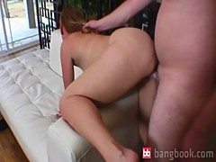 Big Load On Latina Ass