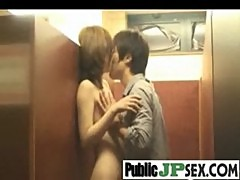 Asians Babes Fucked Hard In Public Places clip-10
