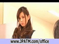 15-office sex japan - japanese secretary fucked in office