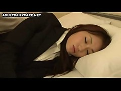 japan sleep girl part1