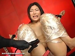 Japanese Bondage Sex - Extreme BDSM Sexual Punishment 2