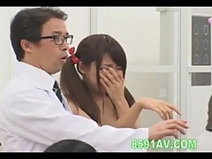 Schoolgirl shamed physical examination 01