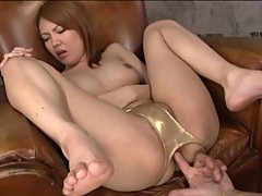 Japanese Redhead Hot Fetish collection