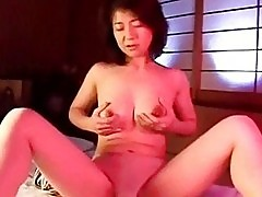 Milf fingered licked by young guy while other guy sleeping n