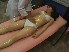 Model massage orgasm 01