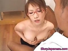 Super Hot Asian Babes Sucking Fucking Part5