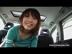 Public invasion - Japan Ibuki haruchi 2