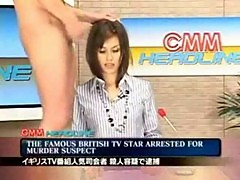 News asian babe getting facial live