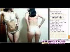 Korean web cam girl part2