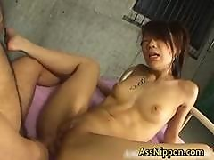 Double Penetration Creampie