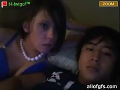 An Asian Couple Gets Dirty in a Sexy Amateur Video